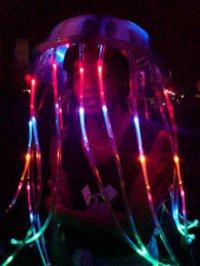agua viva fantasia LEDs