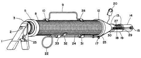 invenção patenteada