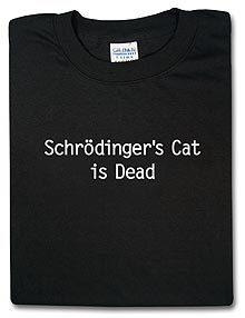 camiseta gato morto