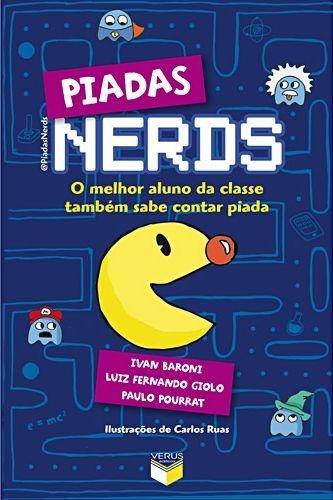 livro com piadas nerds