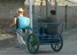 robo carroca