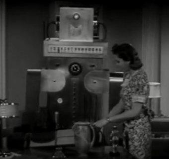 robô faz tudo
