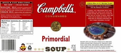 lata de sopa primordial